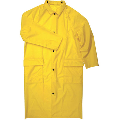 Air Weave® Breathable Foreman's Raincoat, Yellow