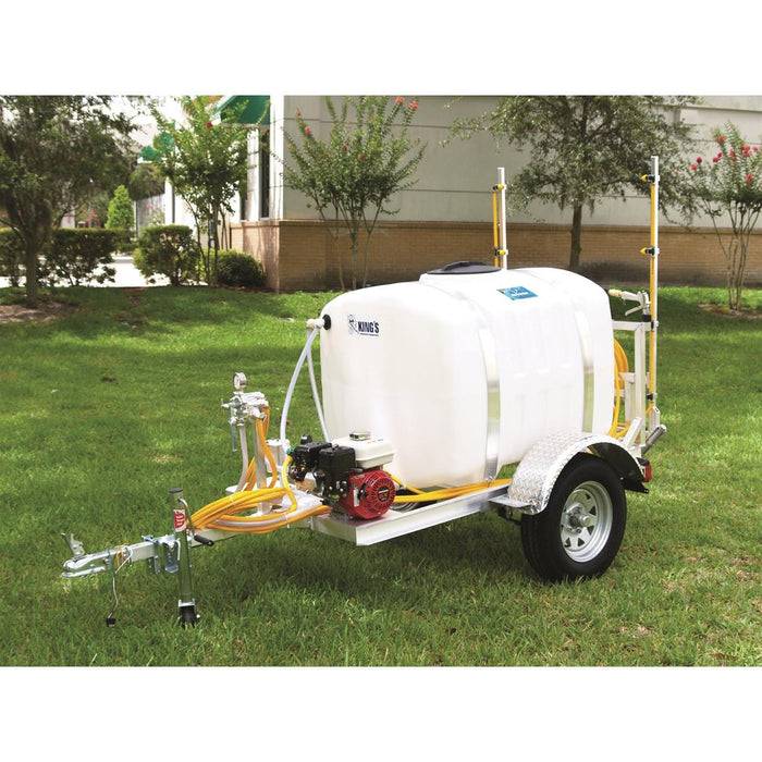 Highway-Ready Turf Unit Sprayer with 12'L Three-Section Boom, 200 gal.