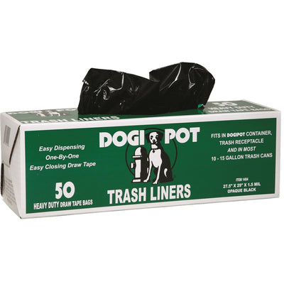 DOGIPOT 10-gal. Liner Bags