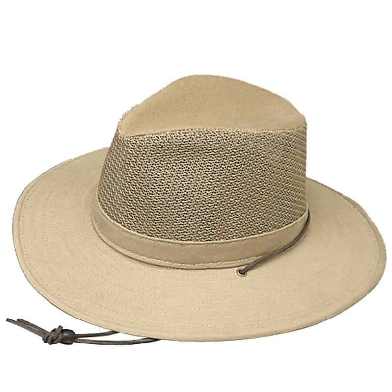 Outback-Style Sun Hat