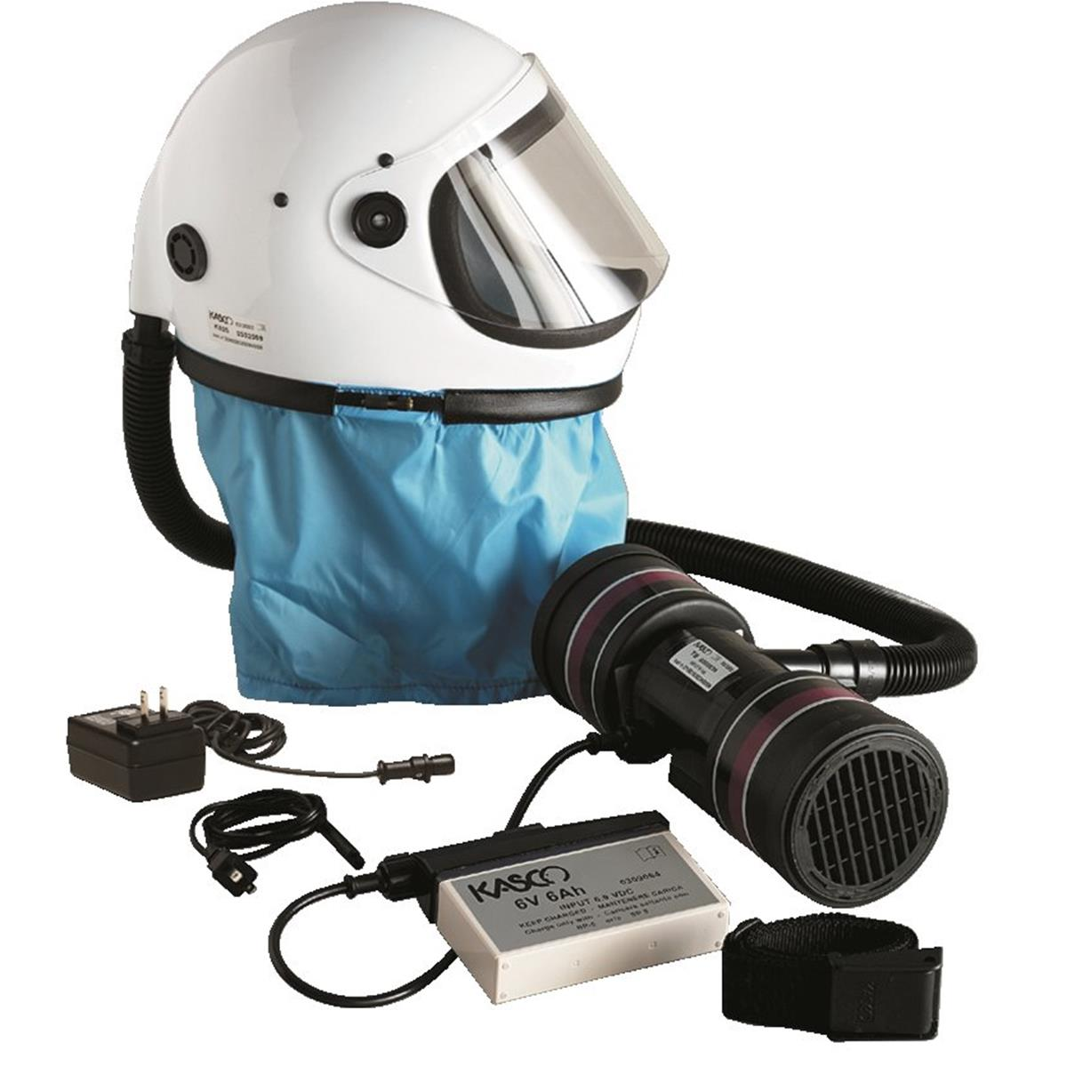 K80S-T8 Battery-Powered Pesticide Helmet
