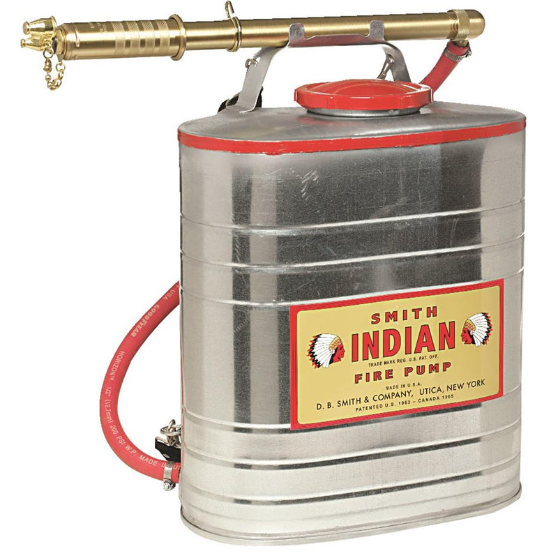 Series 90 Fire Pump with Galvanized Steel Tank