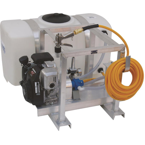 KINGS 50-gal. Poly Tank Economical Skid Sprayer with 150 psi Pump