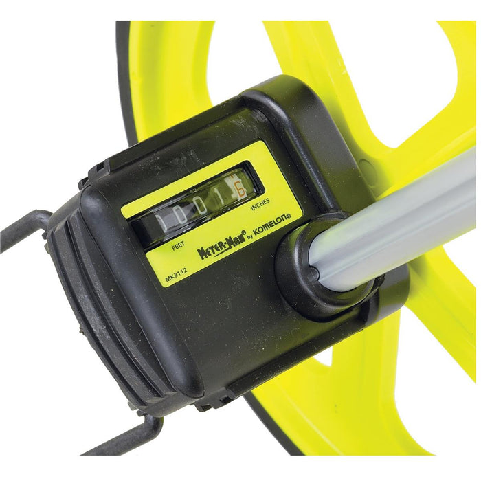 Meter-Man Measuring Wheel with Kickstand