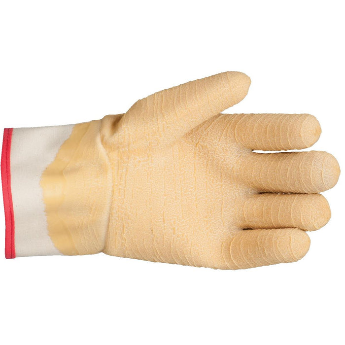 Showa Insulated Rubber-Coated Jersey Work Gloves