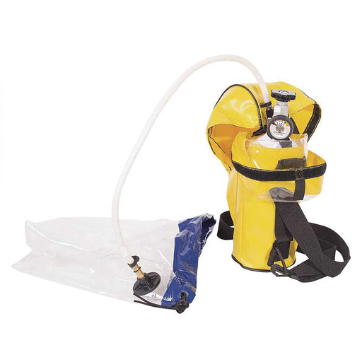Honeywell North ER5000 5-Minute Escape Breathing Apparatus