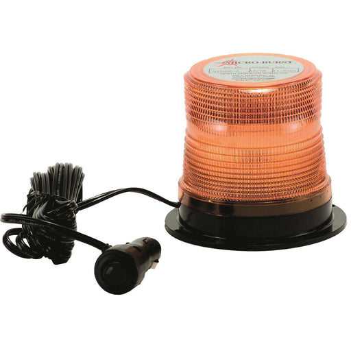 Magnetic-mount, Double-flash Strobe Warning Light