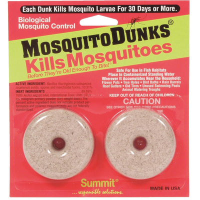 Mosquito Dunks®, 2 Pack
