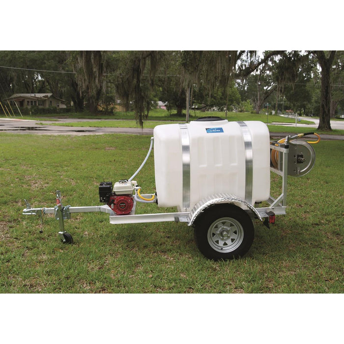 Highway-Ready Tree and Turf Unit Sprayer, 200 gal.