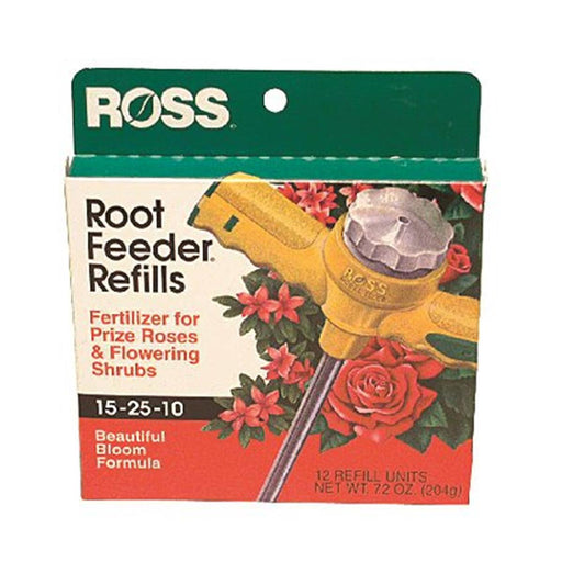 ROSS® Rose/Flowering Shrub Fertilizer Refills