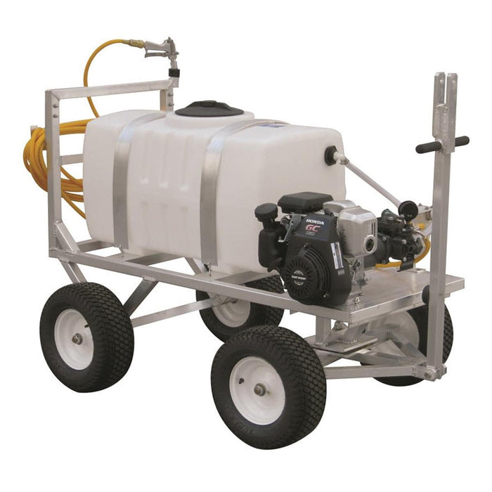 Kings 50-gal. Trailer Sprayer w/Two-Diaphragm Pump
