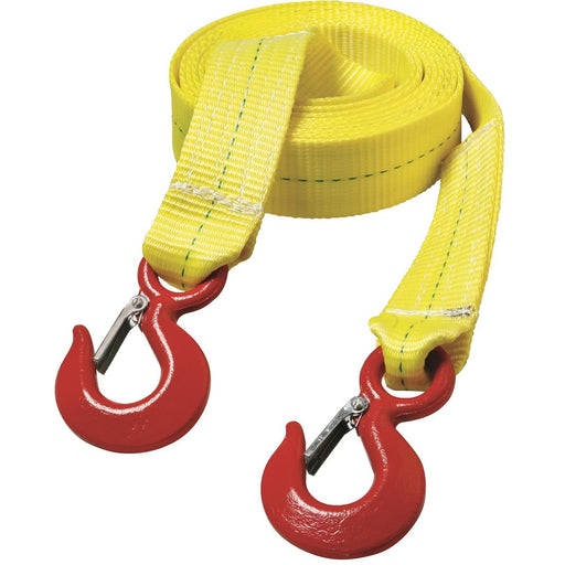 Heavy-Duty Vehicle Tow Strap