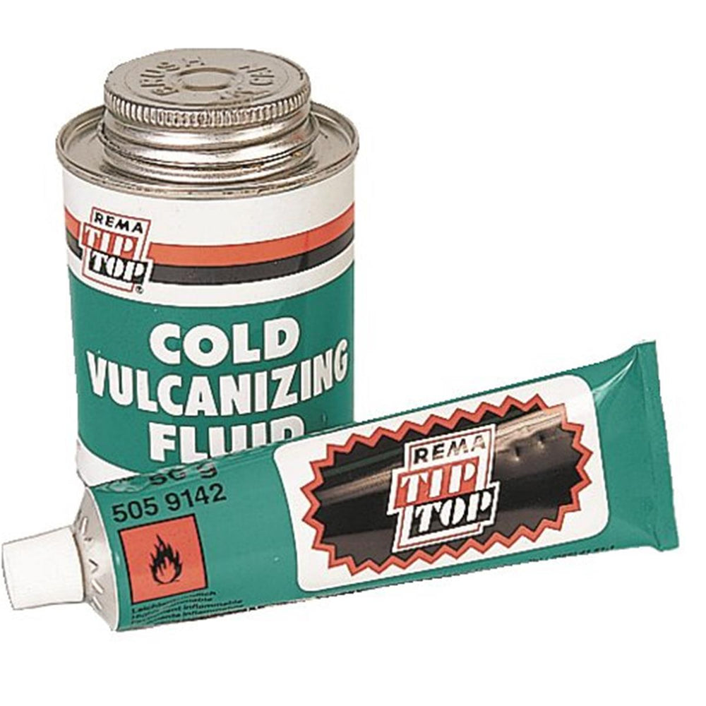 REMA TIP TOP Cold Vulcanizing Cement, 50 gm Tube