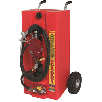 Portable Gas Caddy with Pump
