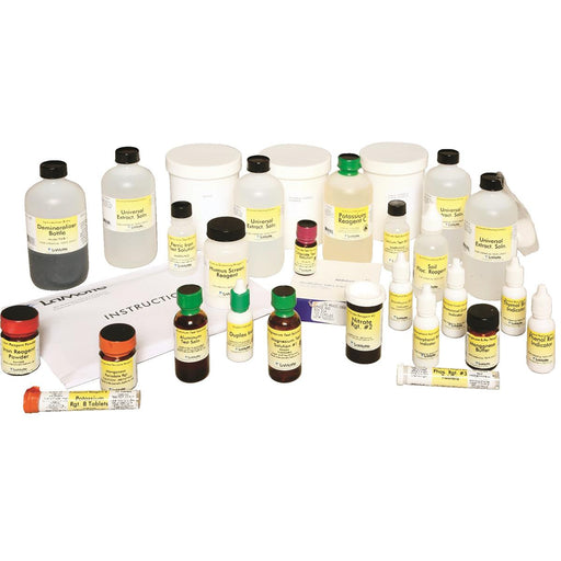 Lamotte Professional Soil Test Kit Refill