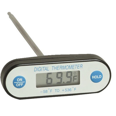 "Waterproof 8""L Digital Soil Thermometer"