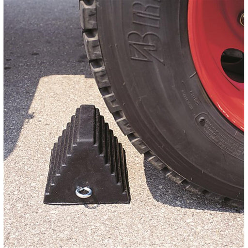 Heavy-duty Rubber Wheel Chock