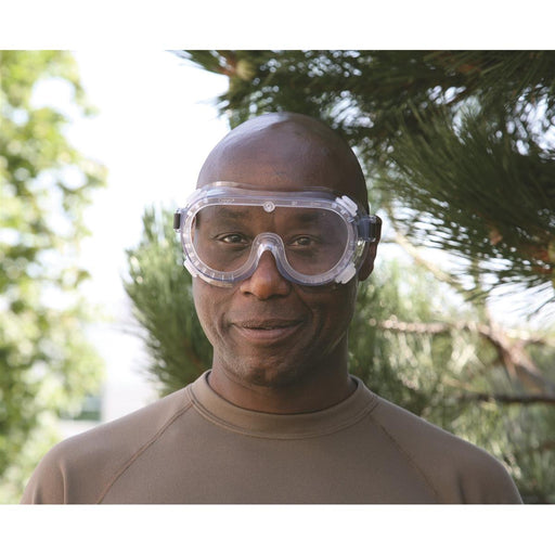 Anti-Fog Chemical Splash Goggles