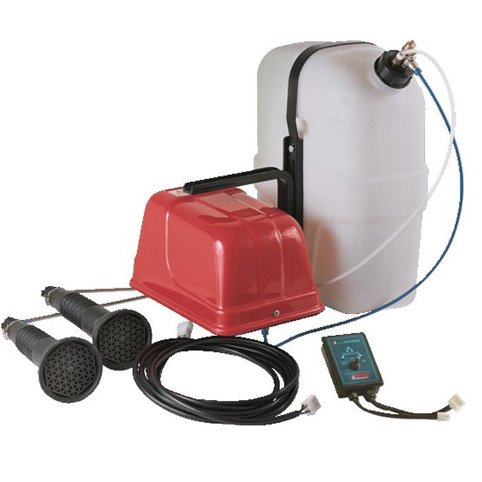 Fimco Chemical Inductor System With Tank Rinse 15 Gal