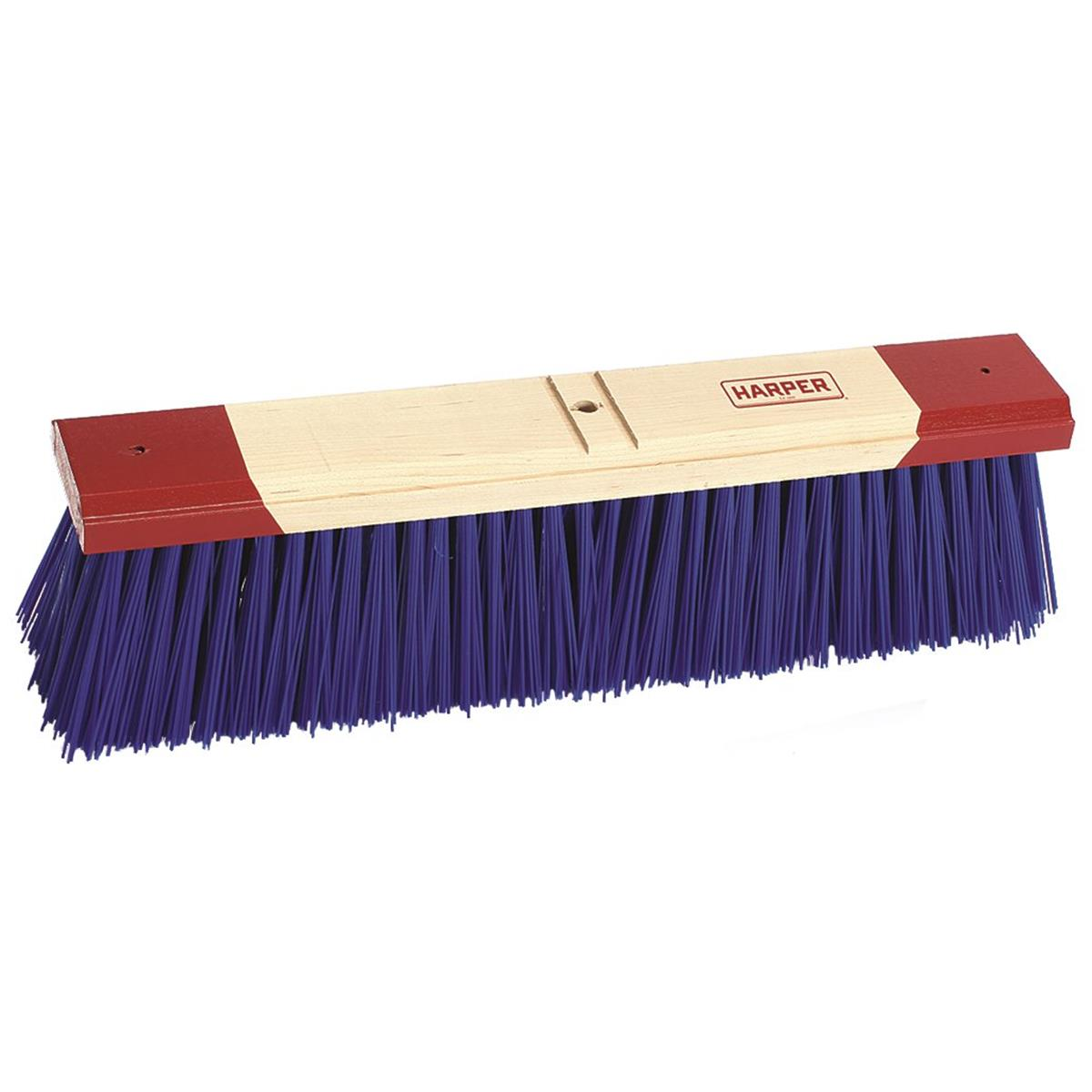 #94 Heavy-Duty, Plastic Bristle Sweeping Broom