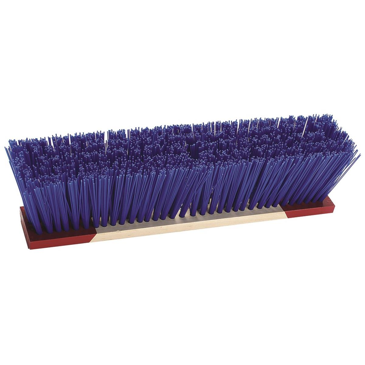 #94 Heavy-Duty, Plastic Bristle Sweeping Broom Kit, 18""