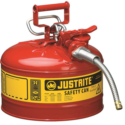 Type II AccuFlow&trade 2.5-gal. Safety Can