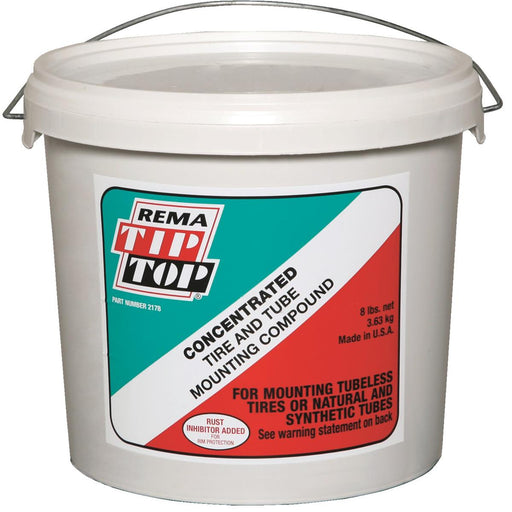 Tire Lubricant and Mounting Compound