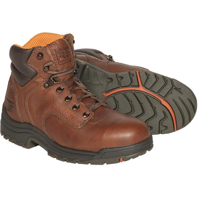 "Timberland Pro 6""H Titan® Safety Toe Work Boots"