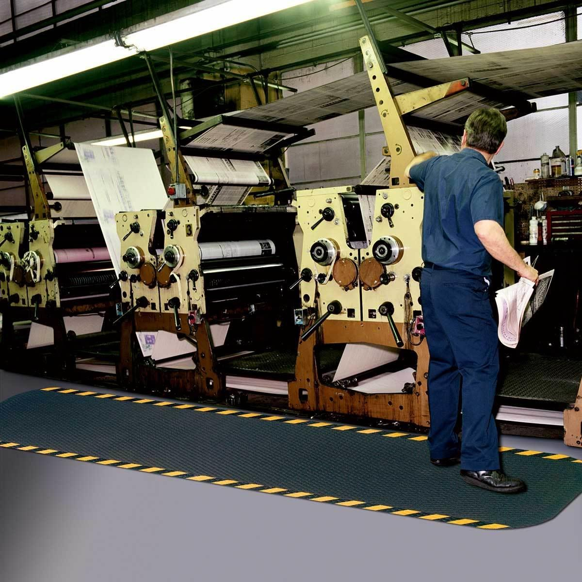 HOG Heaven™ Industrial-grade Anti-fatigue Mats