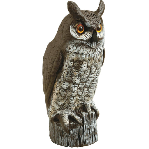 Horned Owl Decoy