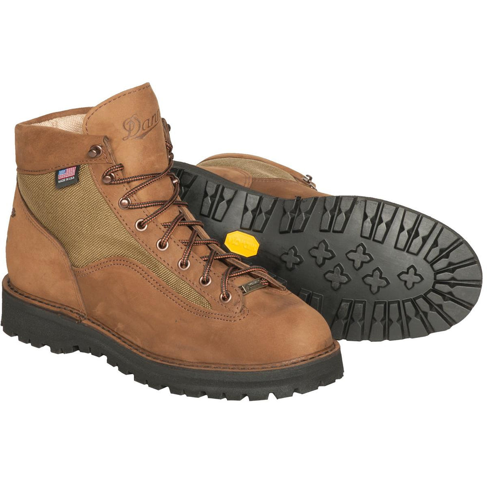 "Danner 6""H Men's Waterproof Leather/Cordura® Boots"