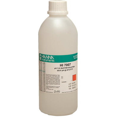 HANNA INSTRUMENTS 7.01 pH Calibration Solution