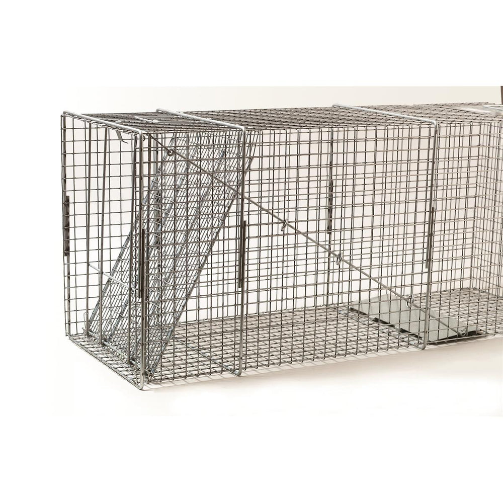 "42"" x 15"" x 18"" Live Trap for Dogs, Bobcats and Fox"