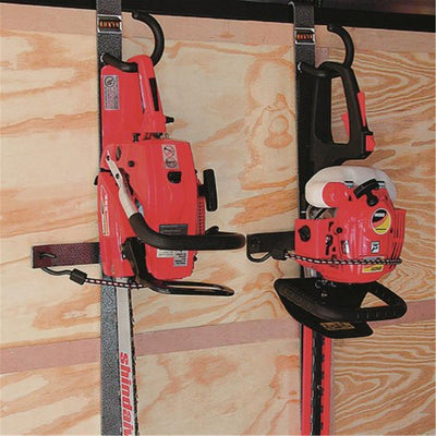 Rack 'Em Hedge Trimmer Trailer Rack