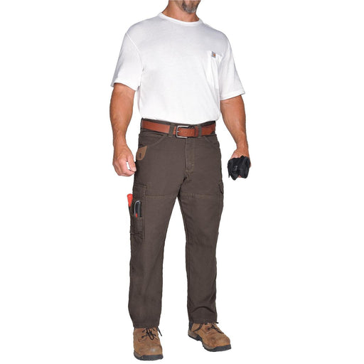 "Riggs Workwear Ripstop Cargo Pants - Waist Sizes 30"" to 38"""