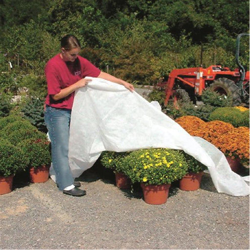 N-Sulate Cold and Frost Protection Fabric, 12'W x 250'L