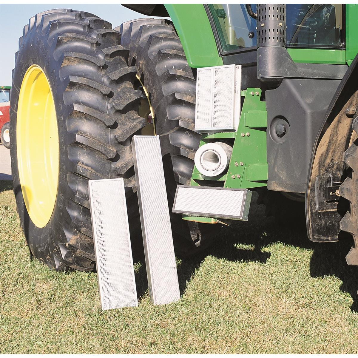 Clean Air Filter® Cab Filter #JD62V for John Deere® Tractors