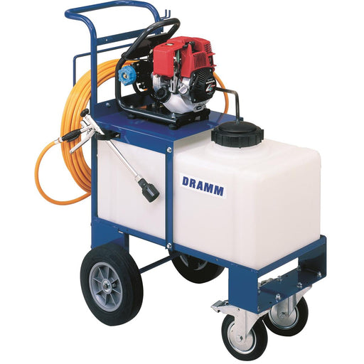 DRAMM Cart Sprayer with 20-gal. Tank