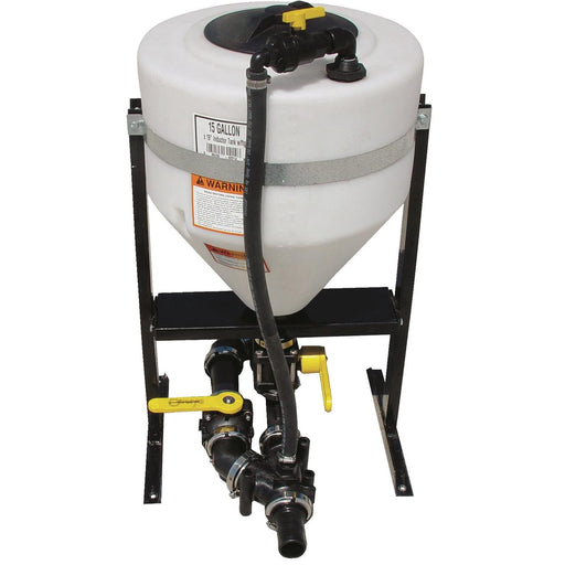 Fimco Chemical Inductor System with Tank Rinse, 15 gal.