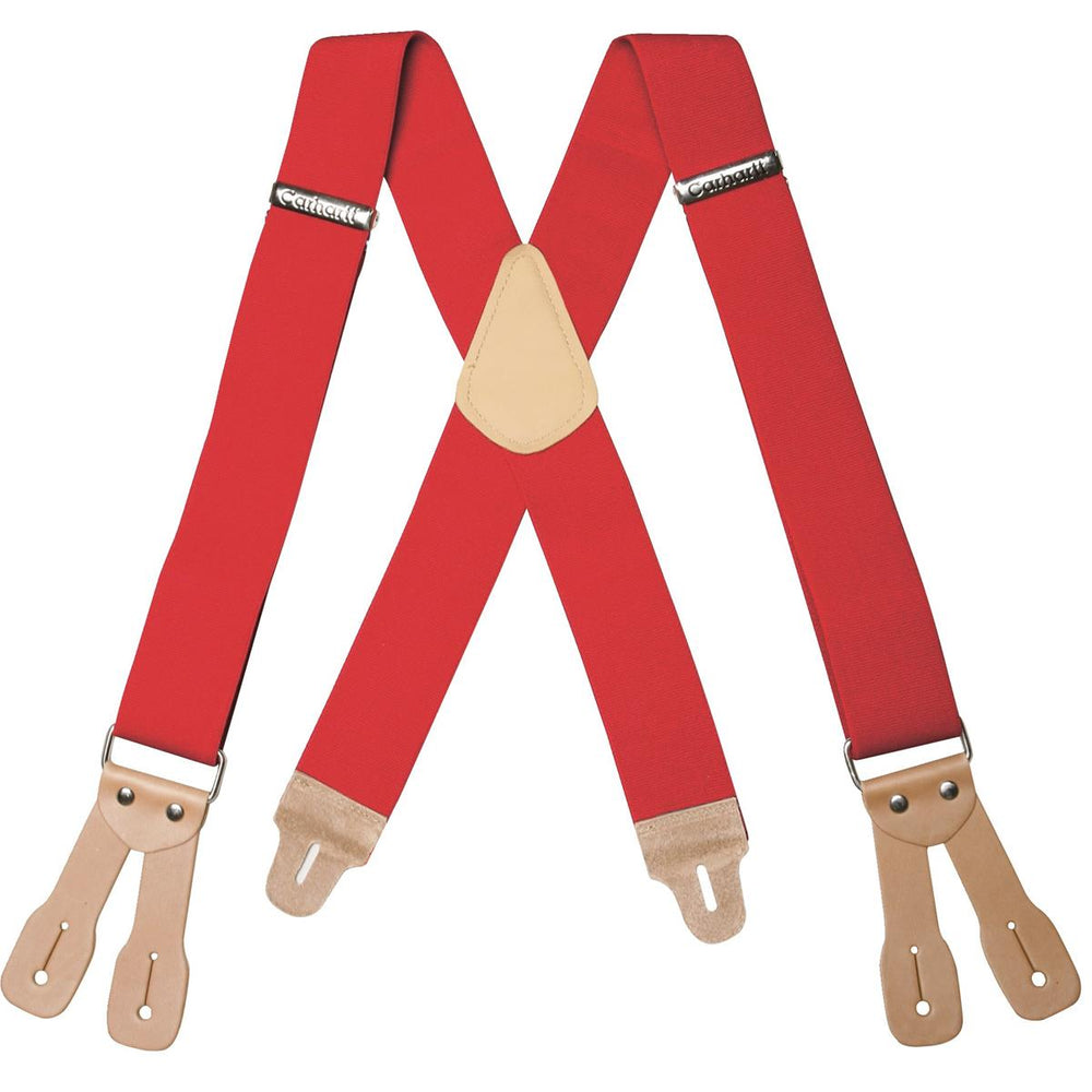 CARHARTT A108 Button-On Suspenders