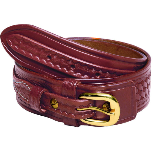 Classic Ranger Leather Work Belt