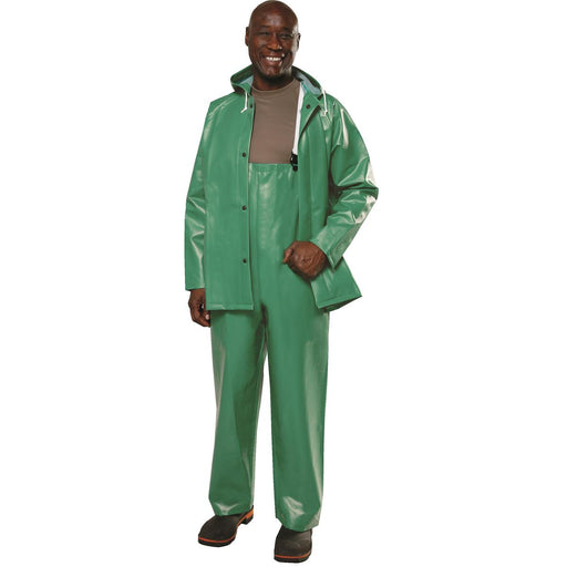 Chemical-Resistant Bib Overalls