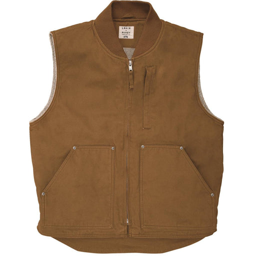 Polar King Berber-Lined Work Vest