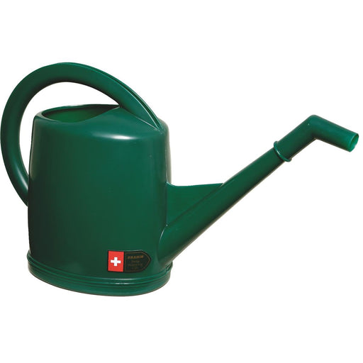 Dramm 2-1/2 Gal. Heavy-Duty Plastic Watering Can with Plastic Elbow