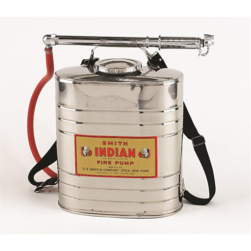 Indian Steel Fire Pump
