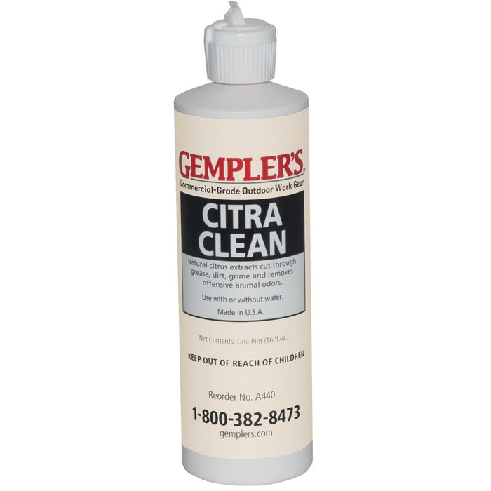 GEMPLER'S Citra Clean Waterless Hand Cleaner
