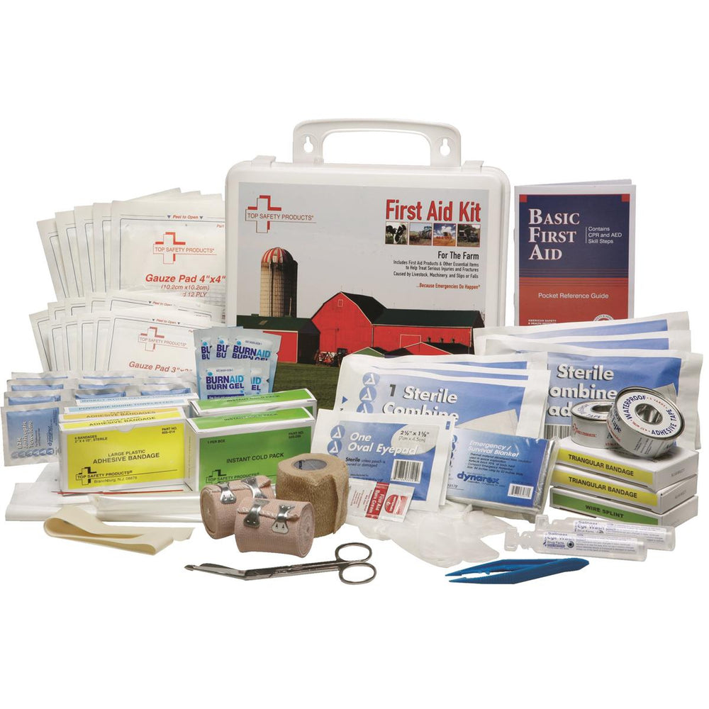 Serious Farm Injury First Aid Kit