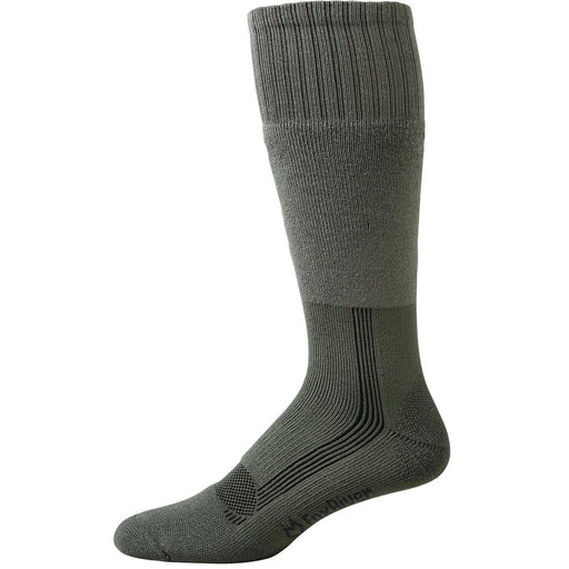 Military-Grade Mid-Weight Socks, 1 Pair