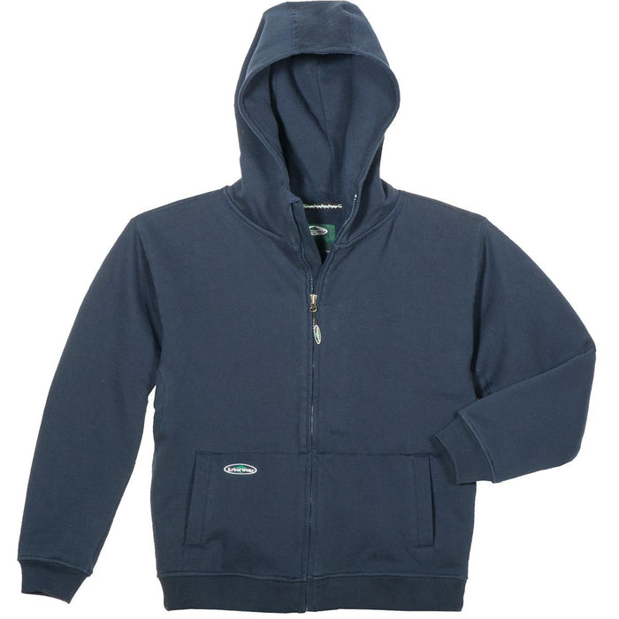 Arborwear Heavyweight Hooded Sweatshirt Zip-front
