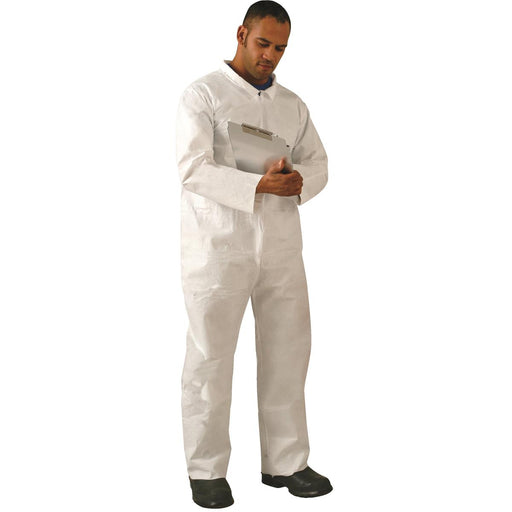 MicroMax® Unhooded Coveralls with Open Wrists and Ankles